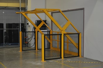 Industrial Guarding & Safety